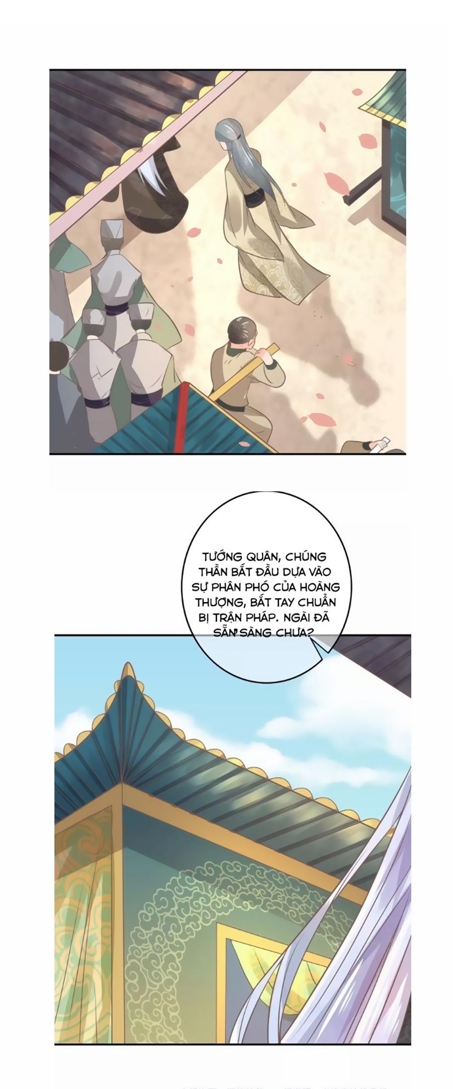 Chọc Nhầm Thượng Thần Băng Lãnh_chap 2