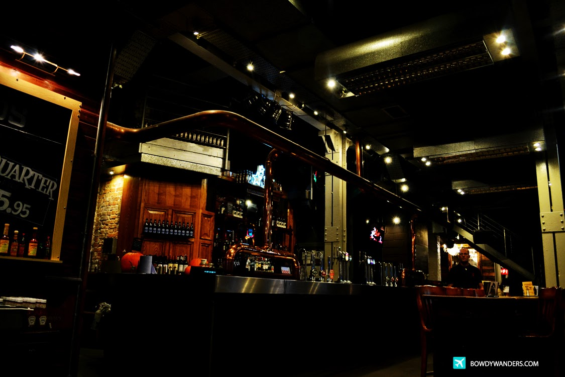 Why You Should Try The Yard Bar & Kitchen in Cardiff, Wales