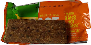 Snact Banana Bar