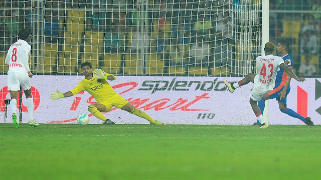 Indian Super League 2016 Results: 30th October 2016