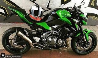 design Kawasaki Z900