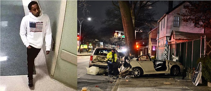 Buscan dominicano por abandonar hermano grave en medio de un accidente en Queens