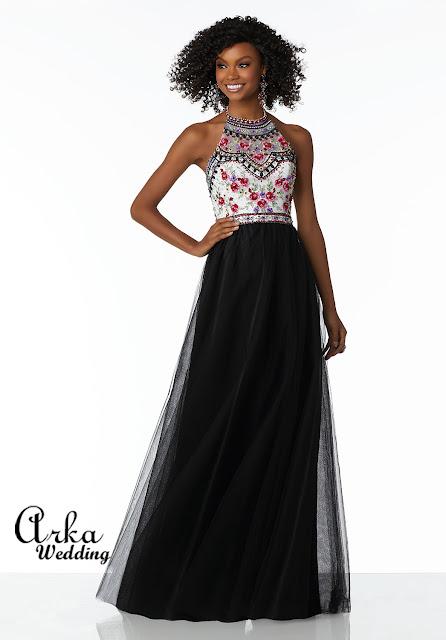 ΝΥΦΙΚΑ ARKAWEDDING  Boho Φόρεμα 9b6c94bd320