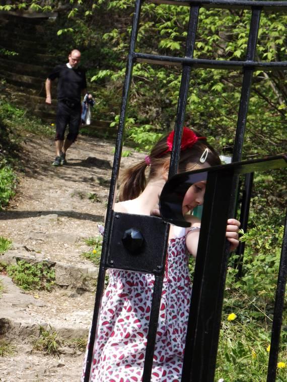 Matlock: A Fun Walk To Matlock Baths From Matlock