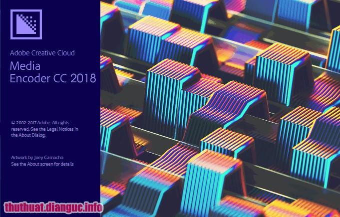 Download Adobe Media Encoder CC 2018 v12.0 full cr@ck