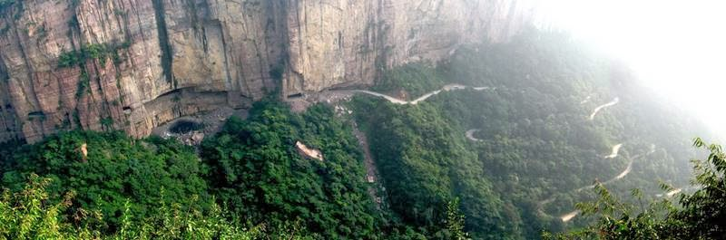 Guoliang Tunnel | China