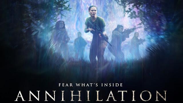 فيلم Annihilationعمل سينمائي سيحملك إلى عالم أغرب من الخيال