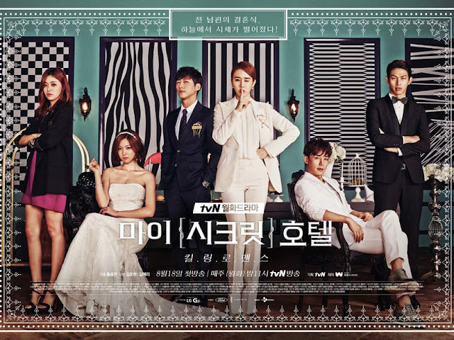 Drama Korea My Secret Hotel Subtitle Indonesia