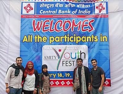 Amity Youth Festival 2016