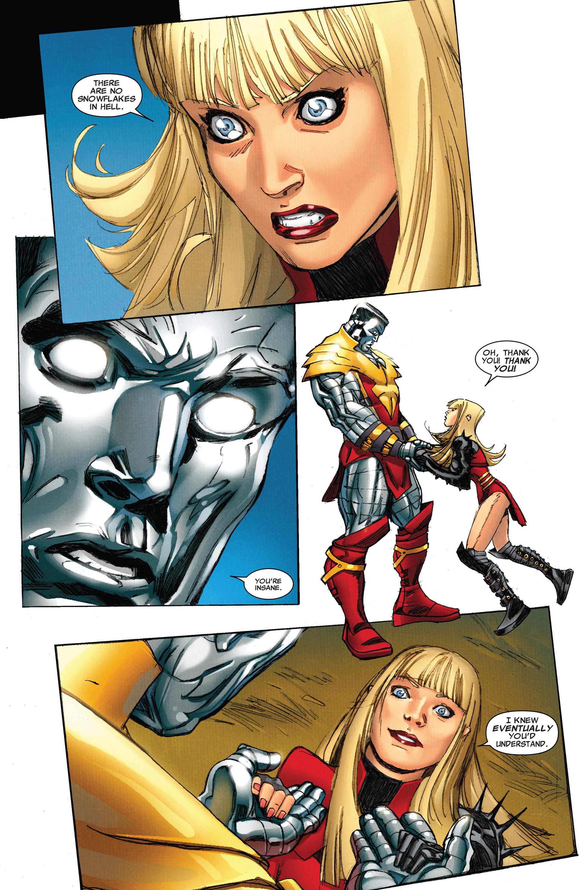 Read online Uncanny X-Men (2012) comic -  Issue #18 - 10