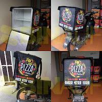 Jual tas delivery makanan Surabaya Pizza