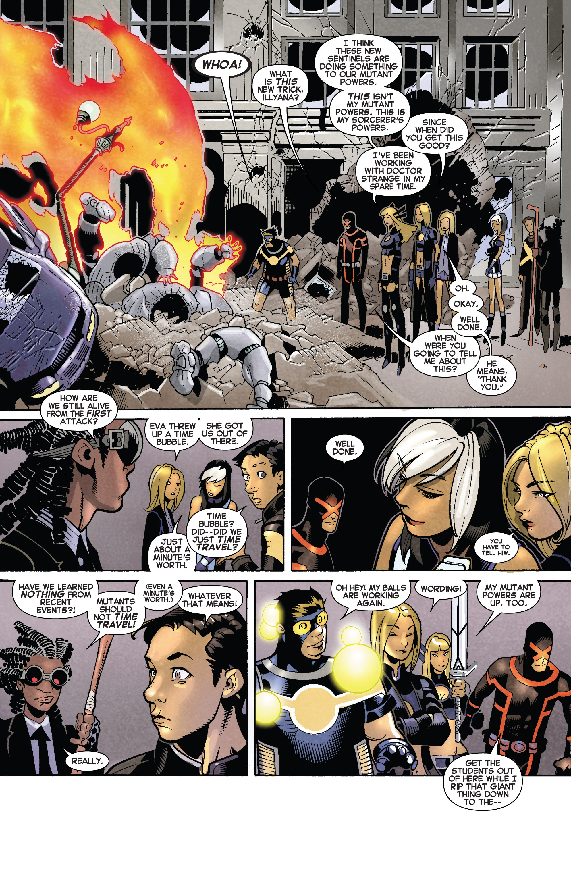 Read online Uncanny X-Men (2013) comic -  Issue # _TPB 4 - vs. S.H.I.E.L.D - 18