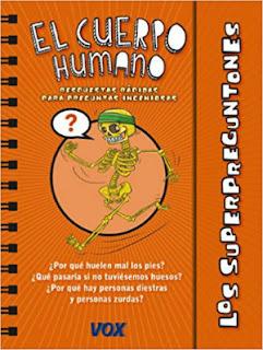 libros infantiles, materiales, actividades manualidades aprender cuerpo humano superpreguntones