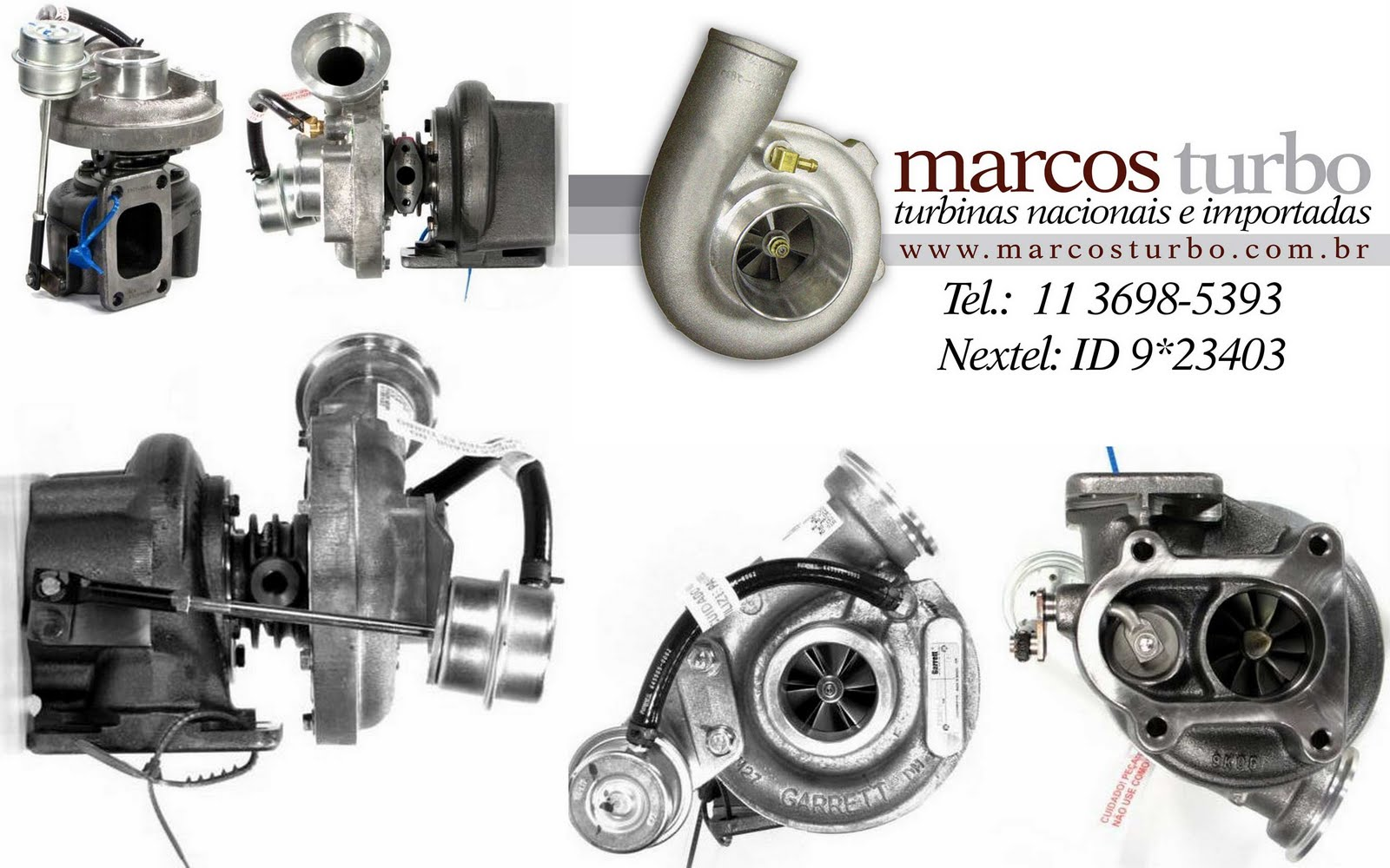 Marcos Turbo Turbinas Turbos Rcosturbo