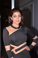 Pranitha Subhash in a skin tight backless brown gown at 64th Jio Filmfare Awards South ~  Exclusive 062.JPG