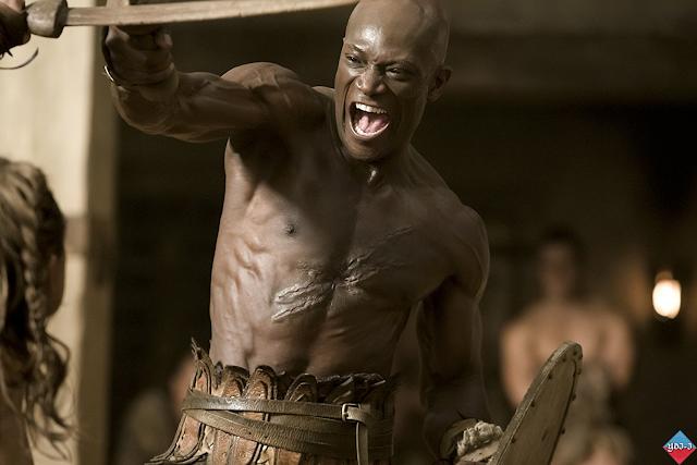 Spartacus: Gods of the Arena Dizisi İndir