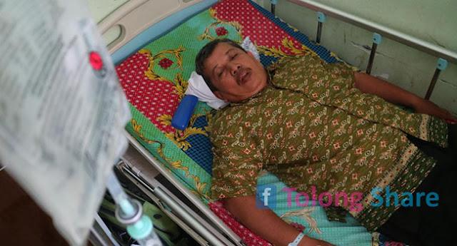 Pak Guru Yang Dipukul Wali Murid di Makassar Rupanya Alami Patah Tulang Hidung