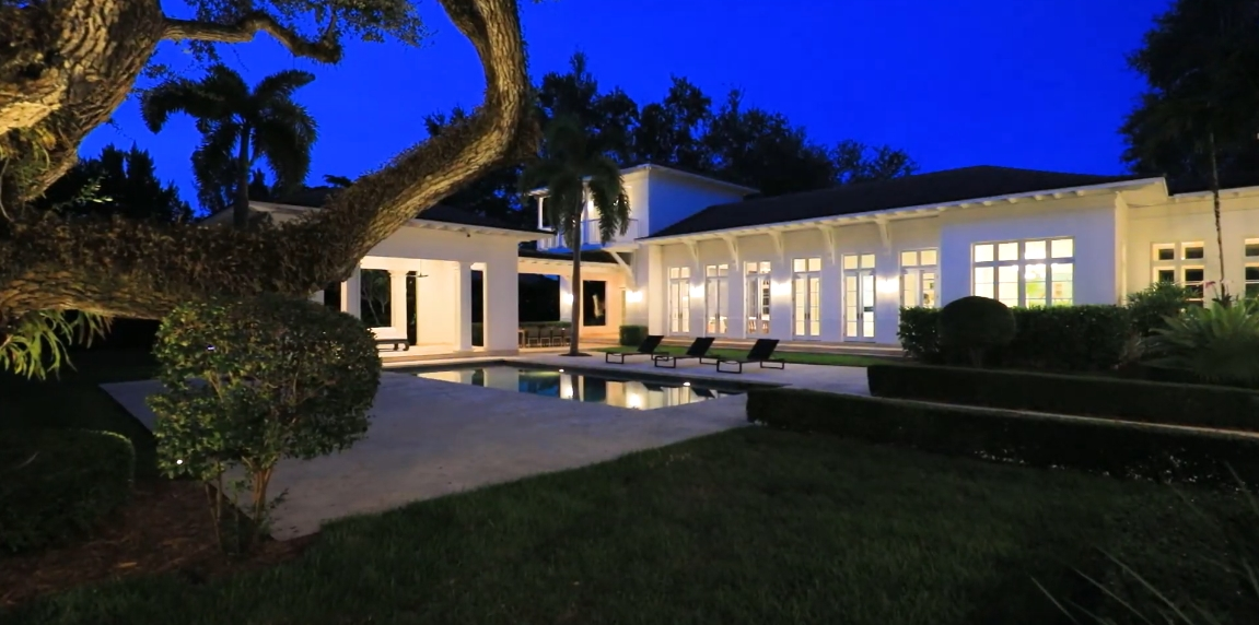 51 Interior Design Photos vs. 6035 SW 92nd St, Pinecrest, FL Luxury Mansion Tour