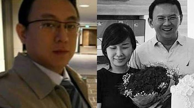 Yulianto Tio, Veronica Tan, Ahok