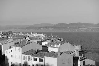 Belle vue sur Saint-Tropez