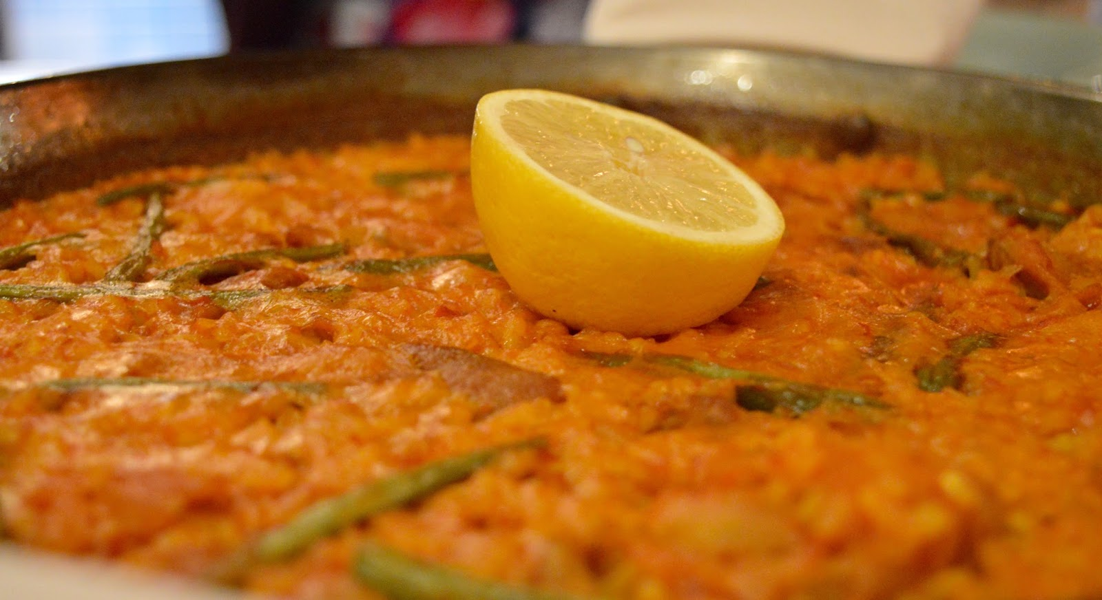 Tapas Revolution Newcastle at intu Eldon Square | Menu Review & Recommendations - authentic paella