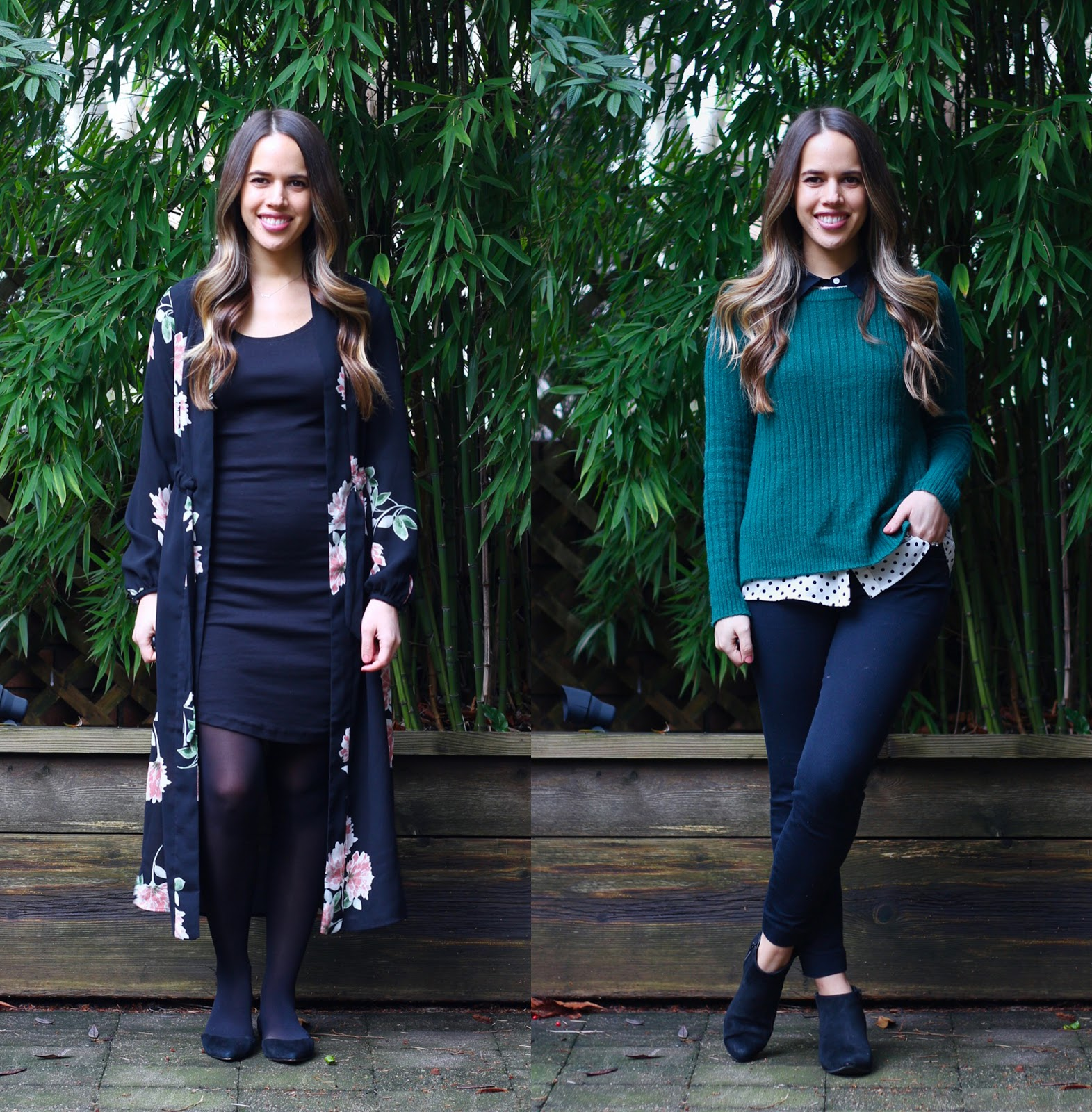 Jules in Flats - January Outfits Week One (Business Casual Workwear on a Budget)