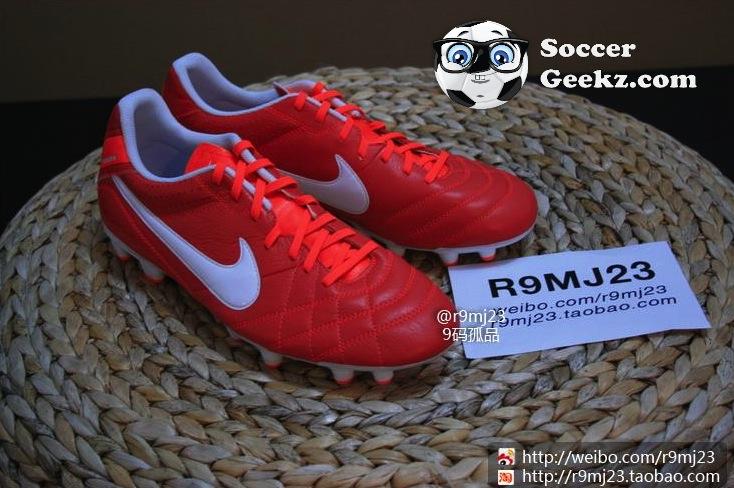 Tener un picnic Real Cierto  Leak: Nike Tiempo Legend IV - Crimson/Solar Red/White