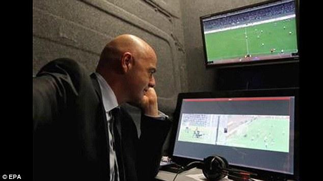 Η ΦΙΦΑ βάζει το video στο πρωτάθλημα της Super League