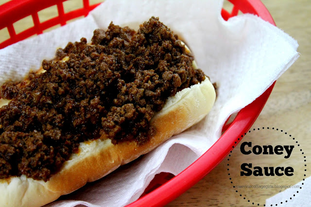 #ConeySauce #Recipe #SummerRecipe #Hotdogs #Bonfire