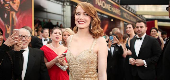 """Oscar 2017, commento di Lino Sorrentino: """"The winner is Emma Stone"""""""