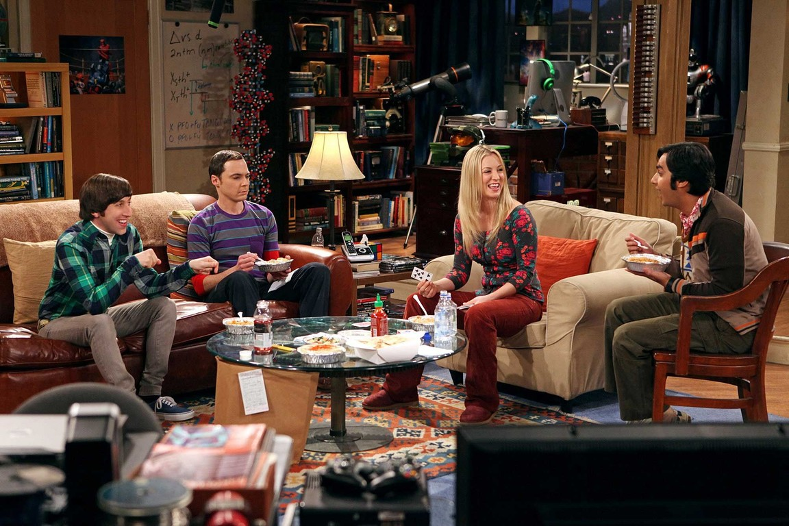 big bang theory season 4 episode 3 coke and popcorn