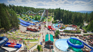 Bø Sommarland Amusement Park