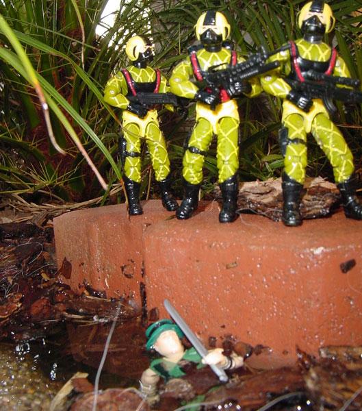 1989 Python Patrol Copperhead, Funskool Muskrat