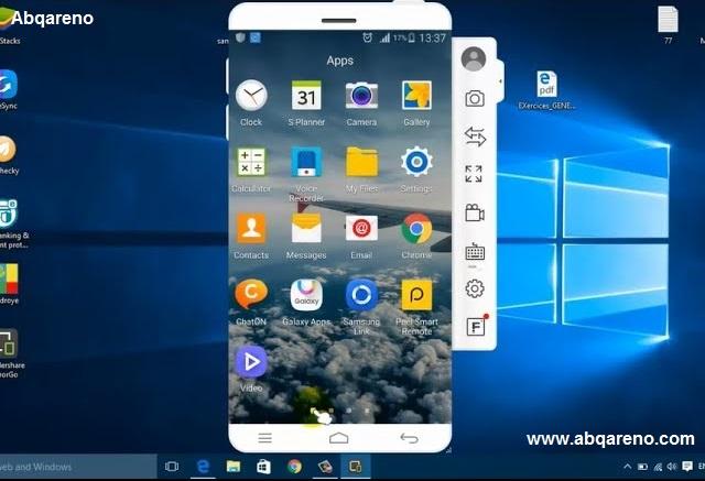 عرض شاشة الهاتف علي الحاسوب بدون برامج او تطبيقات مجربة وفعاله 100% - 27