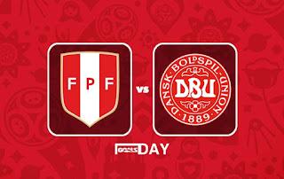 Peru vs Denmark Highlights & All Goals