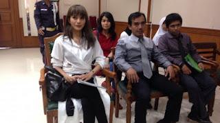Kirana Larasati Gugat Cerai Suami Karena Tak Diberi Nafkah, Padahal Infonya Cuma Minta 50 Ribu Buat 3 Hari