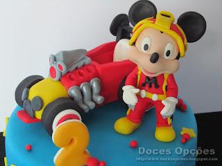Mickey e os Super Pilotos