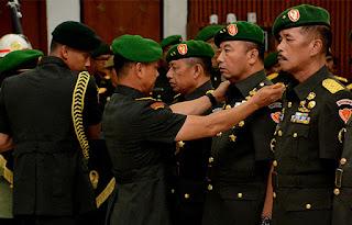 Kasad : Tugas Berat Seskoad, Adalah Membangun Karakter Calon Pemimpin - Commando