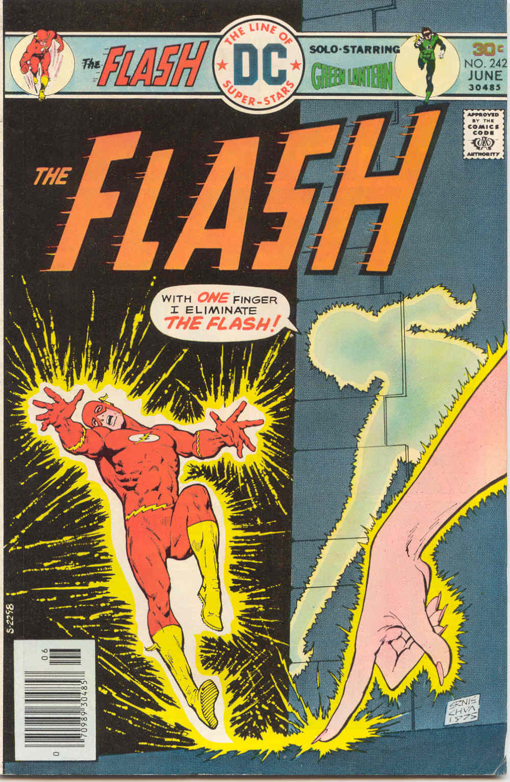 The Flash (1959) 242 Page 1