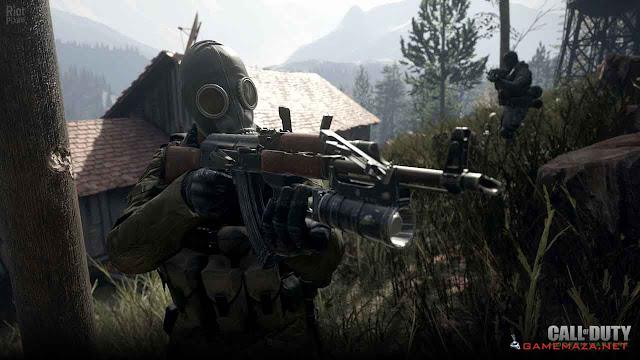 Call of Duty Modern Warfare Remastered Gameplay Screenshot 3