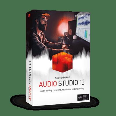 DOWNLOAD MAGIX - SOUND FORGE Audio Studio 13 v13.0.0.45 Full version