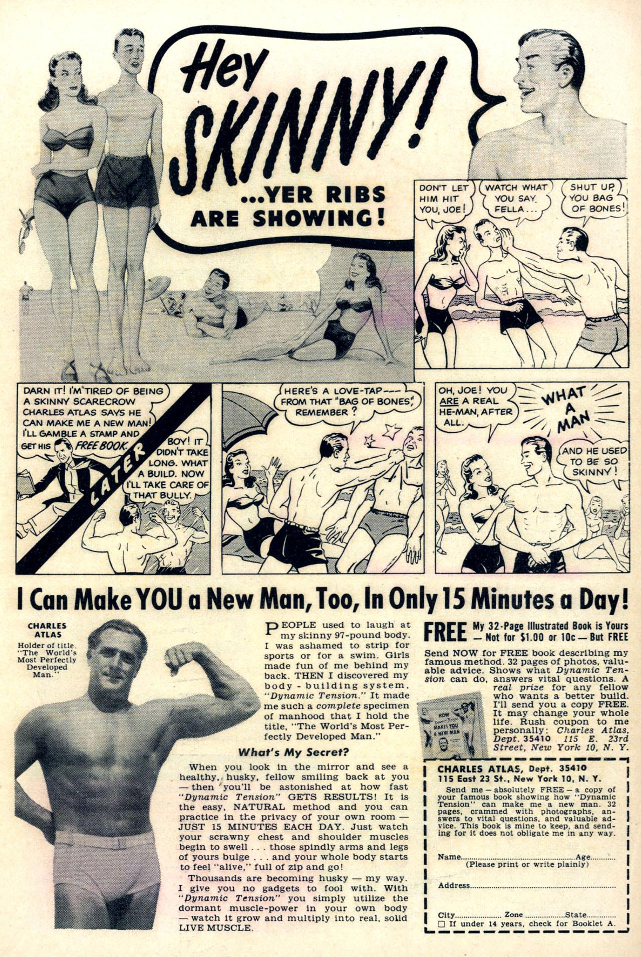 Read online Detective Comics (1937) comic -  Issue #260 - 35