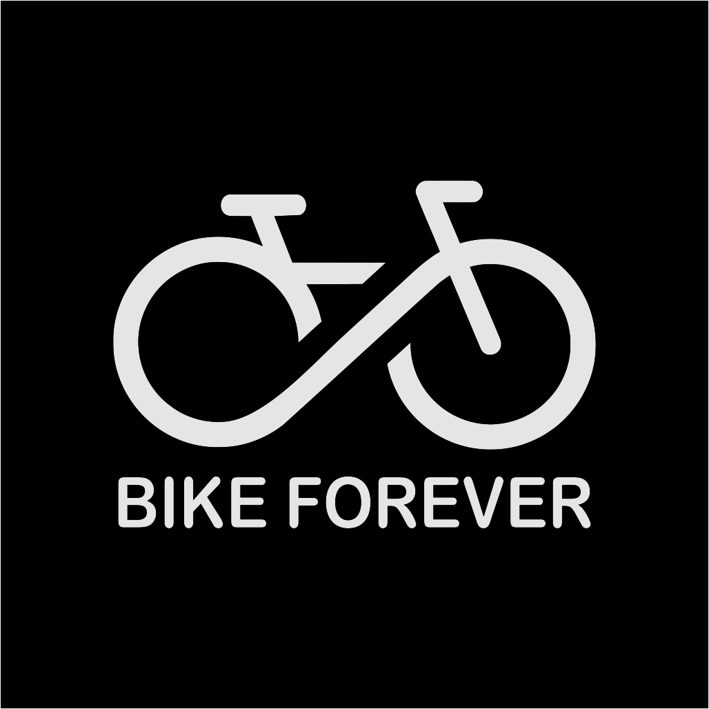 Bike Forever Logo Free Download Vector CDR, AI, EPS and PNG Formats