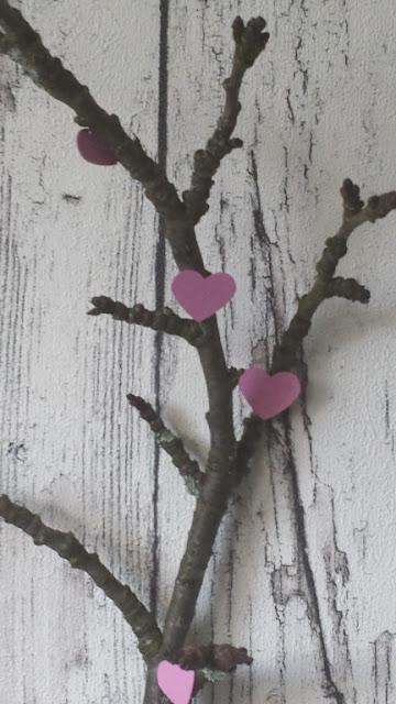 herziges in rosa nicht nur zum Valentinstag