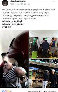 Video Ormas Islam di Cianjur Nasehati Waria