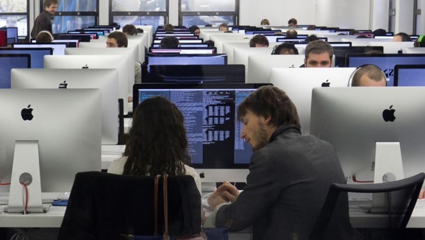 Programmer Prancis