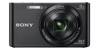Fotocamera digitale con WiFi