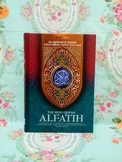 jual al-quran, jual al-quran tafsir perkata, jual al-quran tafsir perkata al-fatih, al-quran al-fatih tafsir perkata murah, harga al-quran tafsir perkata, jual al-quran al-fatih