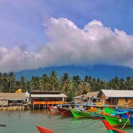 Terpukau Akan Keindahan Pulau Senua Natuna