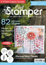 Craft Stamper June 2017